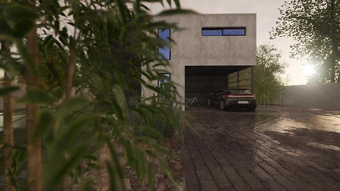 Avant projet - Maison passive region de Metz