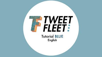 TWEEETORIALS BLUE ENG
