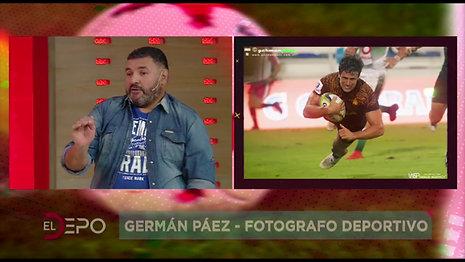 El Deportivo Telefe - Reportaje