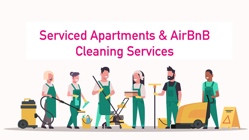 Daisyfresh Cleaning Brighton & Hove - Serviced Apartments airbnb cleaning