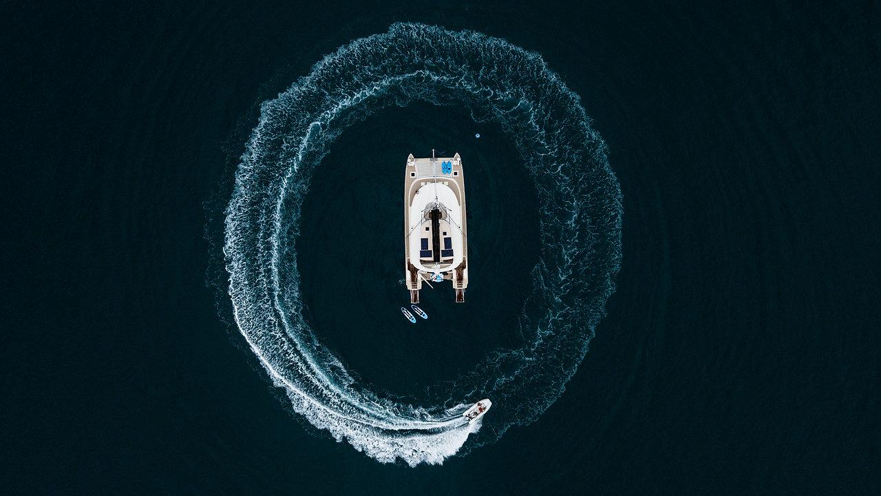 Sailing Yacht Jalun