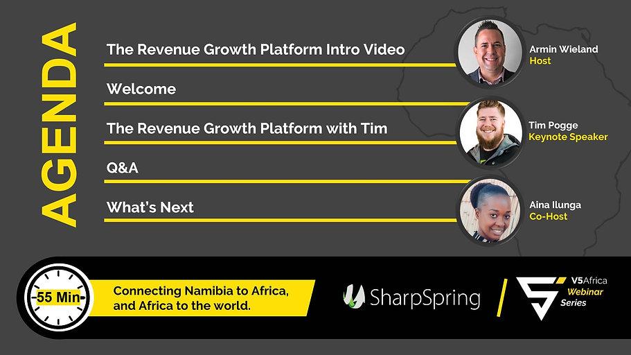 V5 Africa Webinar Episode 5