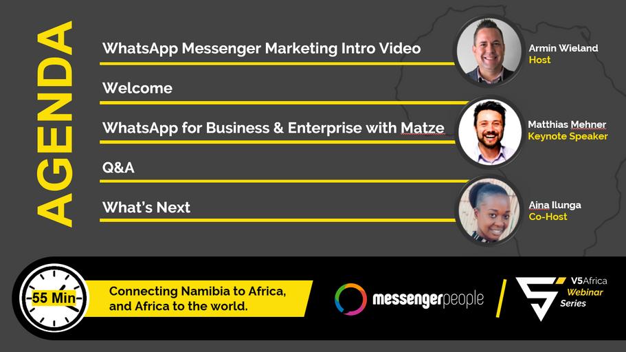 V5 Africa Webinar Episode 4