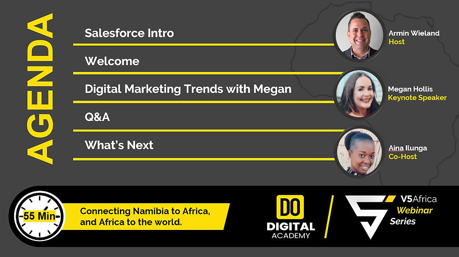 V5 Africa Webinar Episode 1