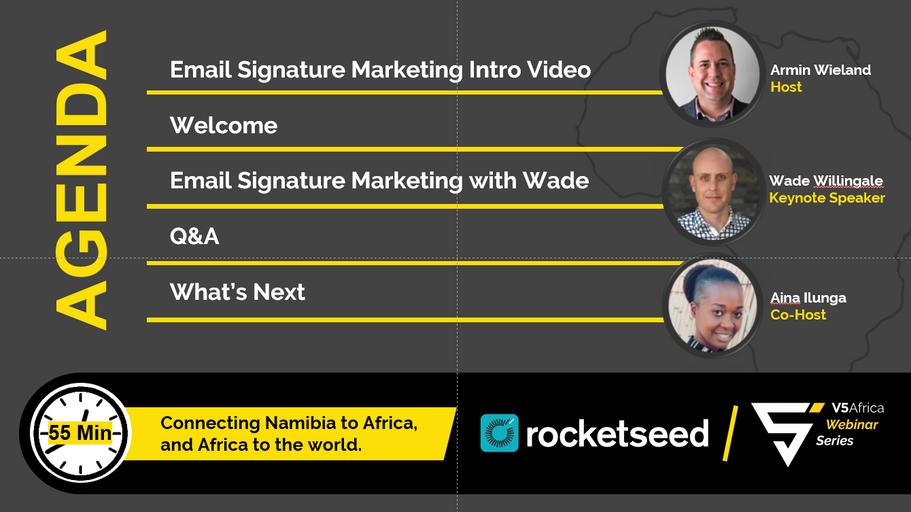 V5 Africa Webinar Episode 3