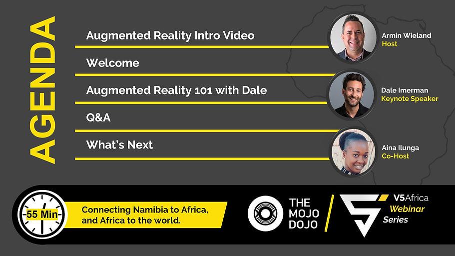 V5 Africa Webinar Episode 2