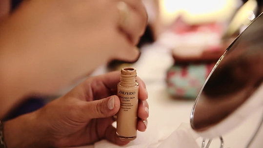Experiencia Shiseido con Joaquin Lopez Patterson