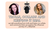 Trolls, Collabs, and Keeping it Real with @_libbykate