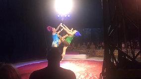 Lisa and Jodie (Aerial Hoop)