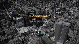 TuesdayTalks Presents: Webinar 8 - The Alpha Not Taken
