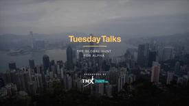 TuesdayTalks Presents: The Global Hunt for Alpha