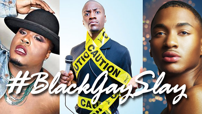 #BlackGaySlay Web Series