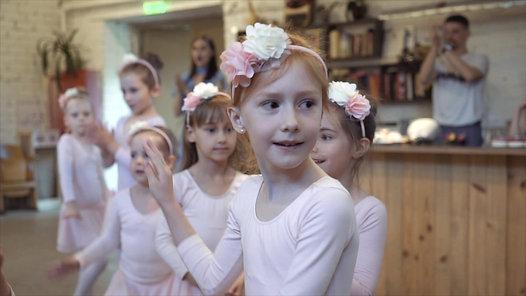 AK šokių studijos baigiamoji pamoka 2019
