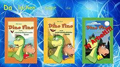 Dino Fino - die neue Kinderbuchreihe mit Kultpotenzial