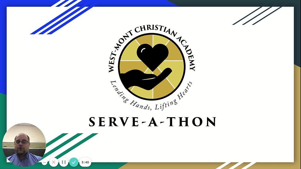 Serve-a-Thon 2021