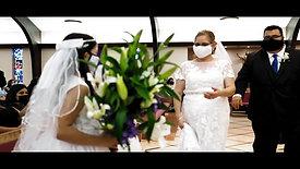 Gavino and Maricella Wedding Video