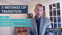 5 Biggest Mistakes Introduction