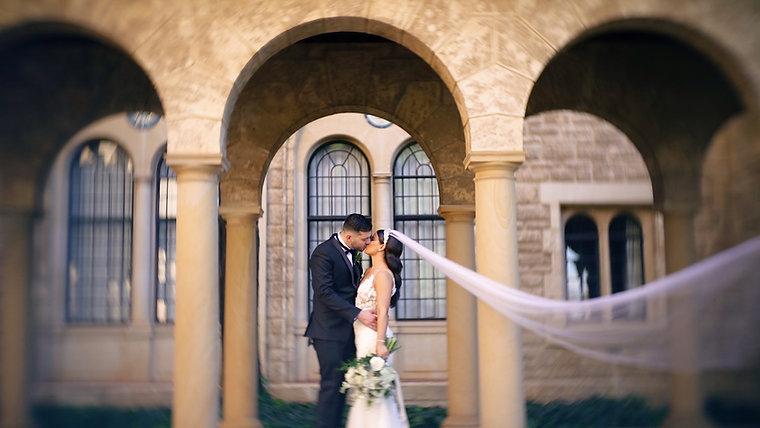 Matt & Alyssa's highlight video