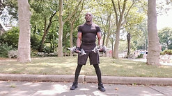 Arms, Chest & Back (Men's Program) Week #1