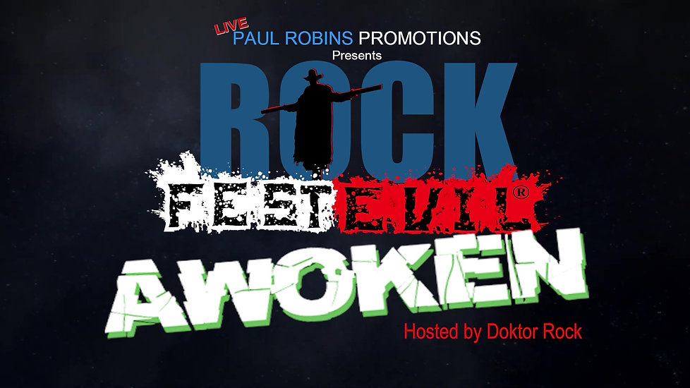ROCK FESTEVIL®: AWOKEN Promo