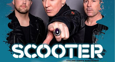 Scooter : FRIDAY headliner, Rock The Park 2021