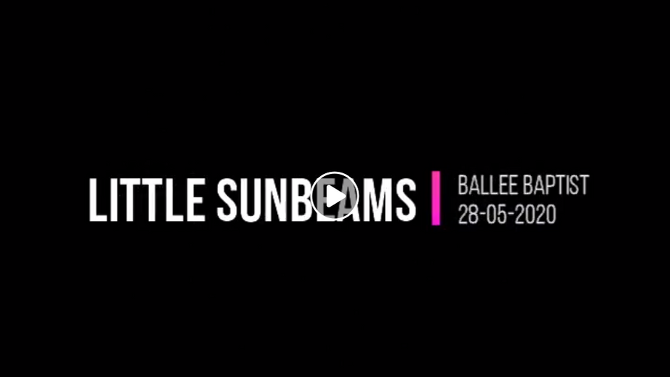 Hello from all at Little Sunbeams