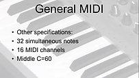 General MIDI