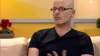 הראל סטנטון: ריאיון לערוץ 2 - ''יצירה מקומית'' עם טל מן