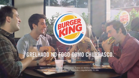 Burger King - Whopper Jr.