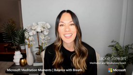Meditation Moments with Microsoft