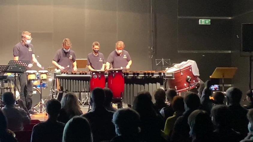 Millenium Bug - G. Sollima (Live am 27.09.20 / Corona Zeit)