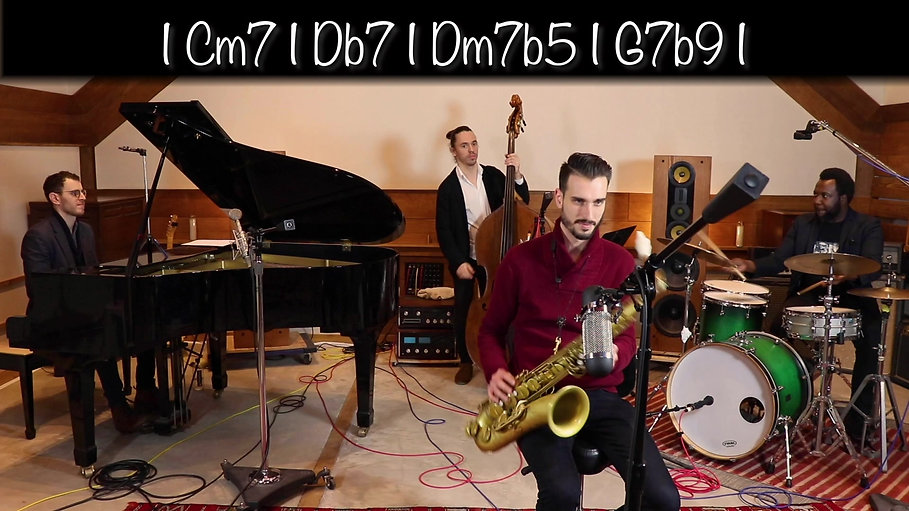The Secret To Memorizing Jazz Standards: Isolated Chord Progressions