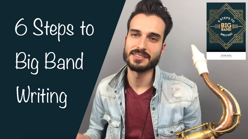 6 Steps to Big Band Writing