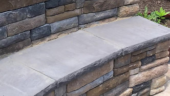 Residential Patio: Pittsburgh, PA