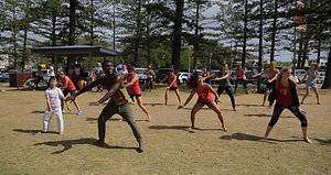 Afro-movement Gold Coast