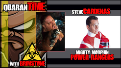 Brim & Steve Cardenas (Power Rangers)