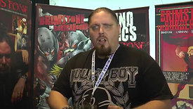 Brimstone and the Borderhounds at Eternal Con