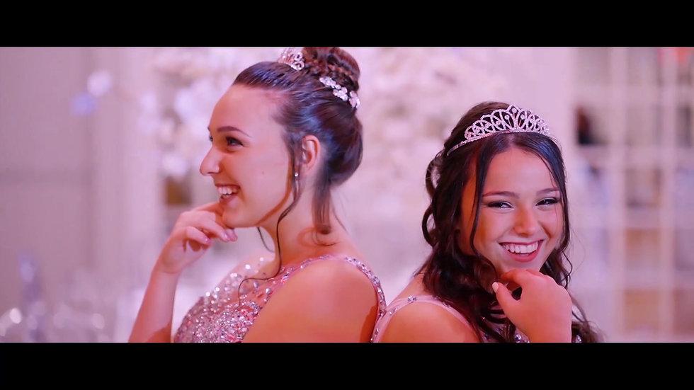 Resumen Video 15 años Camila y Candelaria