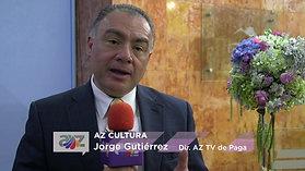 AZ CULTURA -PRESENTACION LIBRO LORETTA
