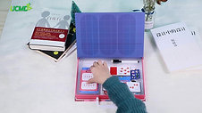 Magnetic Addition & Subtraction Suitcase
