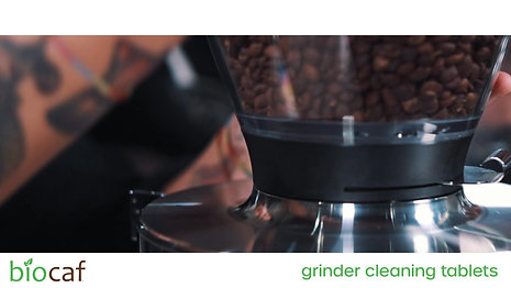 Biocaf Coffee Grinder Cleaning Tablets - How to Clean Grinders