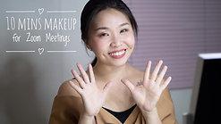 Ten Minutes Makeup For Zoom Meeting