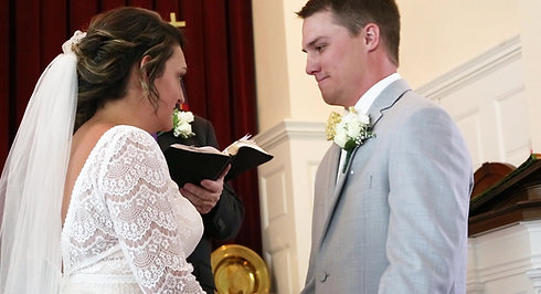 The Ganley Wedding SV