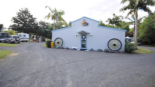 Wagon Wheel Central Building