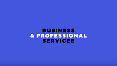 Business/Professional Services Sector Film