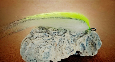 Fly Tying Social - Striped Bass Streamer