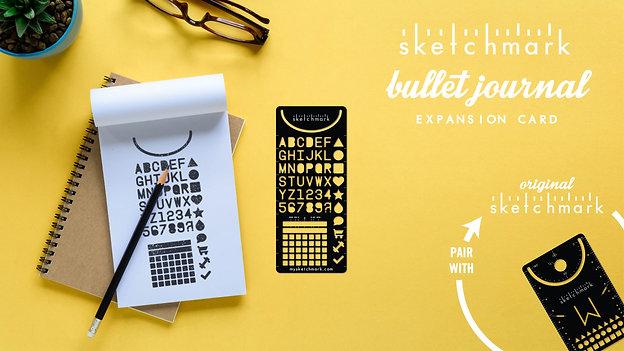 Sketchmark 2: The Bullet Journal Expansion Card