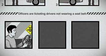 Seat Belt Enforcement Zones -30
