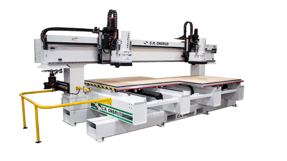 3 Axis C-Series