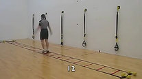 Échelle d'agilite exercice N°1